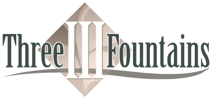 Three Fountains III Logo